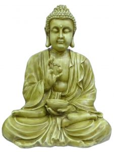 Paras Magic Buddha Idol (18x10x22 inch)