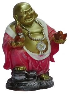 Paras Magic Laughing Buddha (8X5.5X10.5 inch)