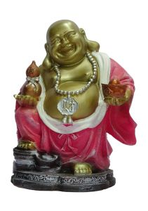 Paras Magic Laughing Buddha (8X5.5X10.5 inch)