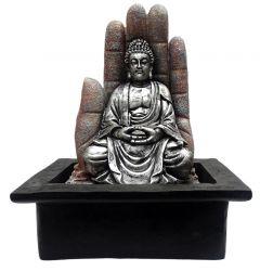 """Paras Magic Blessing Buddha Fountain(12.59x9.84x16.53"""")"""