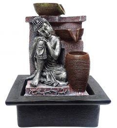 """Paras Magic Relaxing Buddha Fountain(12.59x9.84x15.74"""")"""