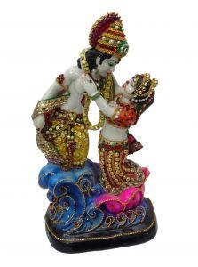 "Paras Magic Ram Sita Idol(8X6X13.75"")"