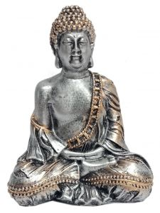 "Paras Magic Buddha Showpiece(5X2.75X7"")"