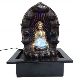 "Paras Magic Buddha Fountain (12X9X16.5"")"