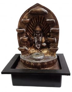 Paras Magic Ganesh Fountain (12X9X16.5 inch)