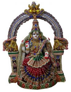 "Paras Magic Lakshmi Idol(22.44x6x32.67"")"