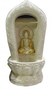Paras Magic Buddha Fountain (16X14.5X39 inches)