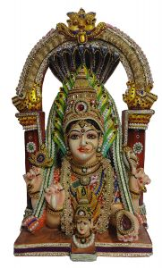 "Paras Magic Naag Lakshmi Mata(21X10.75X31.5"")"