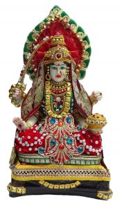 "Paras Magic Santoshi Mata Idol(7X5.5X12"")"
