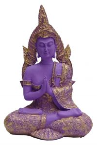 "Paras Magic Buddha Ji Purple((9.5X4X13.5"")"