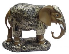 "Paras Magic Elephant Showpiece(12.5x5x9"")"