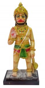 "Paras Magic Hanuman Idol(6X4X12.5"")"