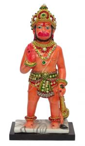 "Paras Magic Hanuman Idol(6.25X3.25X12.5"")"