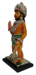 Paras Magic Hanuman Ji (6.25X3.25X12.5 inch)