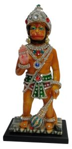 Paras Magic Hanuman Ji (6.25X3.25X12.5 inch)
