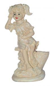 """Paras Magic Girl Basket(10X7X17.5"""")"""