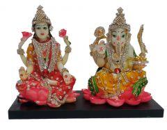 Paras Magic Laxmi Ganesh Ji(10.75X6X7 inch)