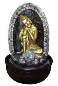 "Paras Magic Buddha Fountain(10X10X16"")"