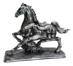"Paras Magic Silver Horse(10.5X3.5X10"")"