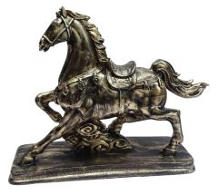 "Paras Magic Golden Horse(10.5X3.5X10"")"
