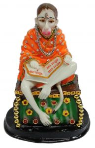 Paras Magic Hanuman Ji(7.5x5x9.75 inch)