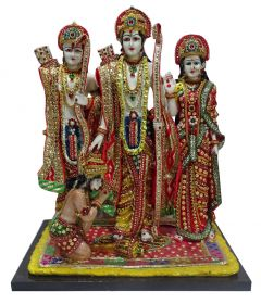 """Paras Magic Ram Darbar(14.25X10X17"""")"""