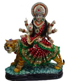 "Paras Magic Durga JI(14.5X6.5x17.5"")"