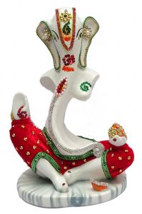 Paras Magic Lambodhar Lord Ganesh 2 (7X5X11 inches)