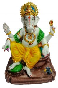 "Paras Magic Ganesh JI 5(11.75x10.5x17"")"