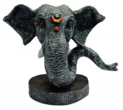 Paras Magic Ganesh Showpiece3 (9x4x6.5 inch)