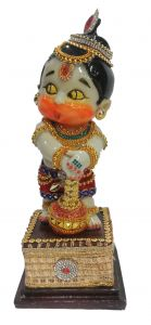 Paras Magic Bal Hanuman JI (4.5X4.5X7 inch)