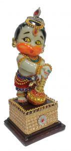 Paras Magic Bal Hanuman JI (4.5X4.5X7 inch)