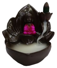 "Paras Magic Buddha Smoke Fountain(5X5X4.5"")"