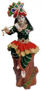 """Paras Magic Krishna JI(7X5.5X20.5)"""""""