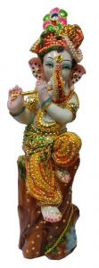 Paras Magic Ganesh Ji Statue (6.25x6x23.25 inch)