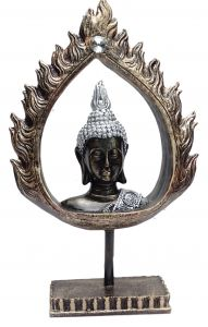 "Paras Magic Buddha with Frame(6X2.75X15)"""