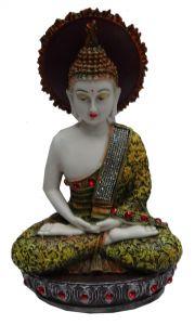 "Paras Magic Buddha with Chakra(6.75X4X10.75"")"