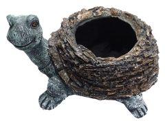 "Paras Magic Turtle Shell Planter(9.75x7x5.75"")"