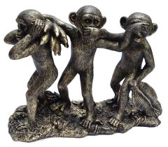 Paras Magic Monkey Set of Three