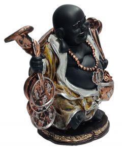 "Paras Magic Laughing Buddha(9.5x6.5x11"")"