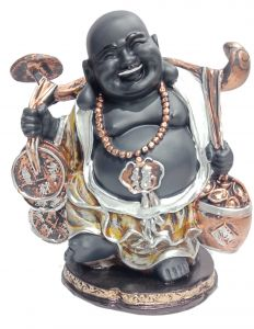 "Paras Magic Laughing Buddha(9.5x6.5x11"")"