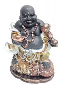 "Paras Magic Laughing Buddha(8.5x6x11"")"