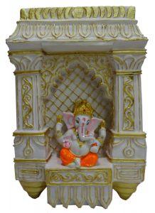 Paras Magic Beautiful Ganesha Wall Hanging (10x2.75x14.5 inch)