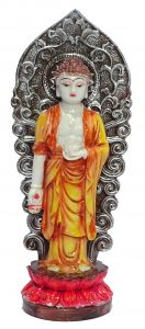 Paras Magic Lotus Standing Buddha (3x2x7 inch)