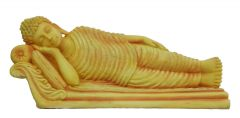 Paras Magic Sleeping Buddha6 (17x5x7.5 inch)