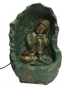 Paras Magic Buddha Fountain(9x7x14 inch)