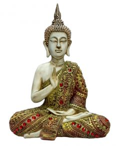Paras Magic Buddha Showpiece (14x7.5x19 inch)