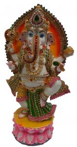 Paras Magic Dancing Ganesh (8.5x5.75x6.75 inch