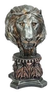 Paras Magic Lion Face Showpiece (8x7.5x14 inch)