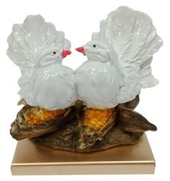 Paras Magic Love Birds Showpiece (7x5x6.5 inch)